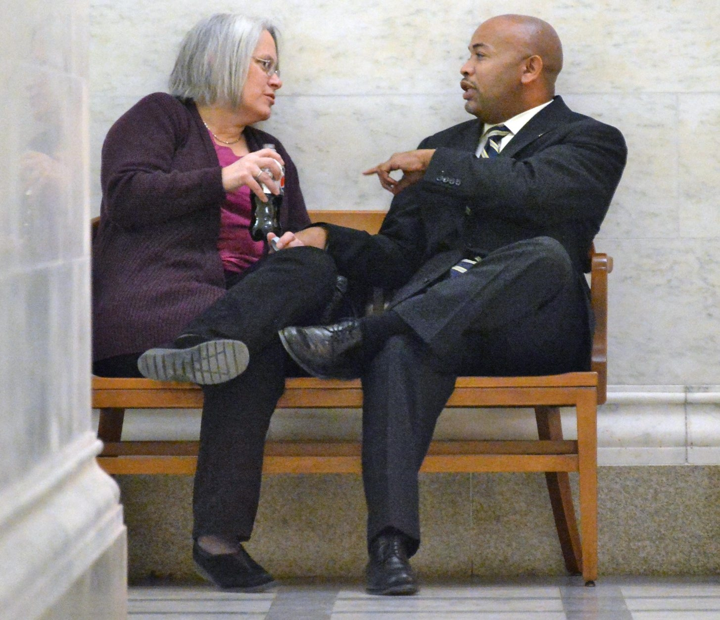Assemblyman Carl Heastie says decision will be made by members.