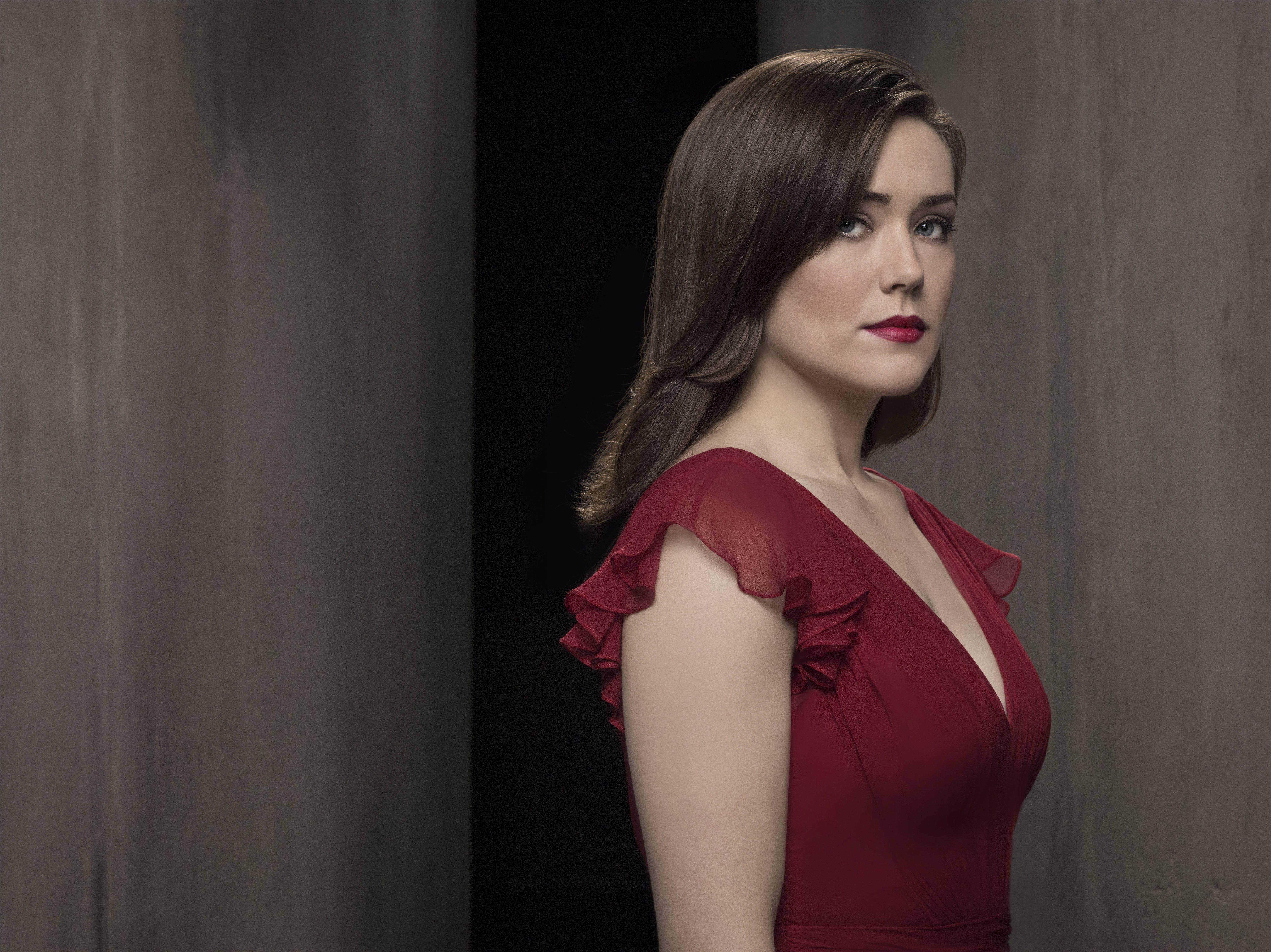 """Megan Boone stars as FBI agent Liz Keen on """"The Blacklist."""""""
