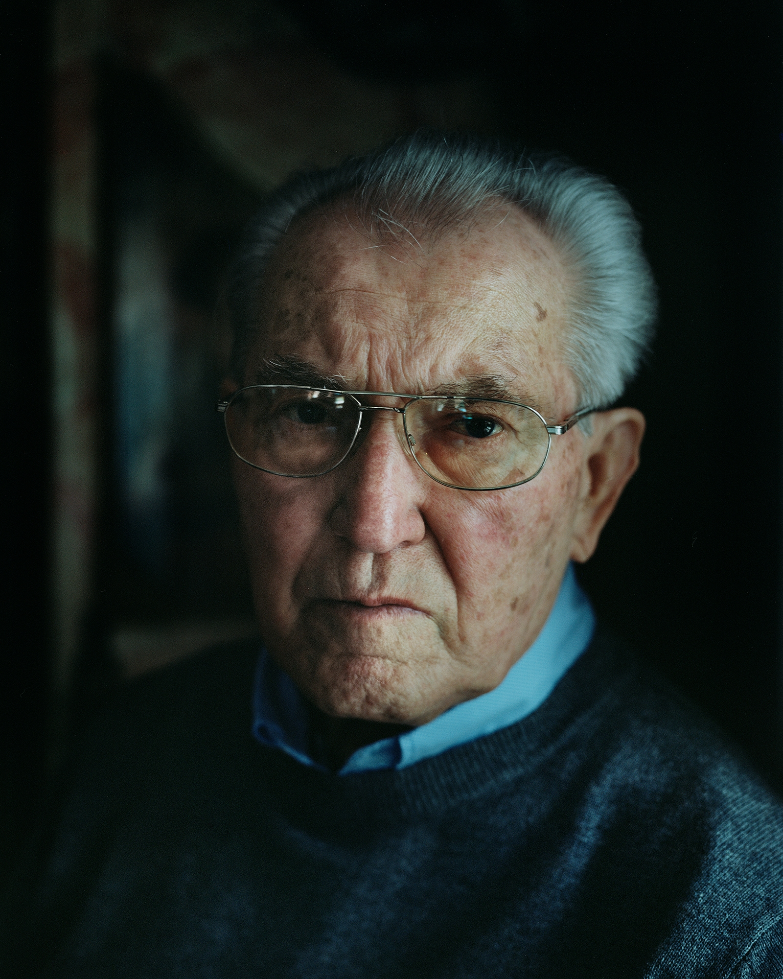 Tuesday marks the 70th anniversary of the liberation of the Nazi's notorious Auschwitz concentration camp. Hermann Hoellenreiner, 81, is a survivor.