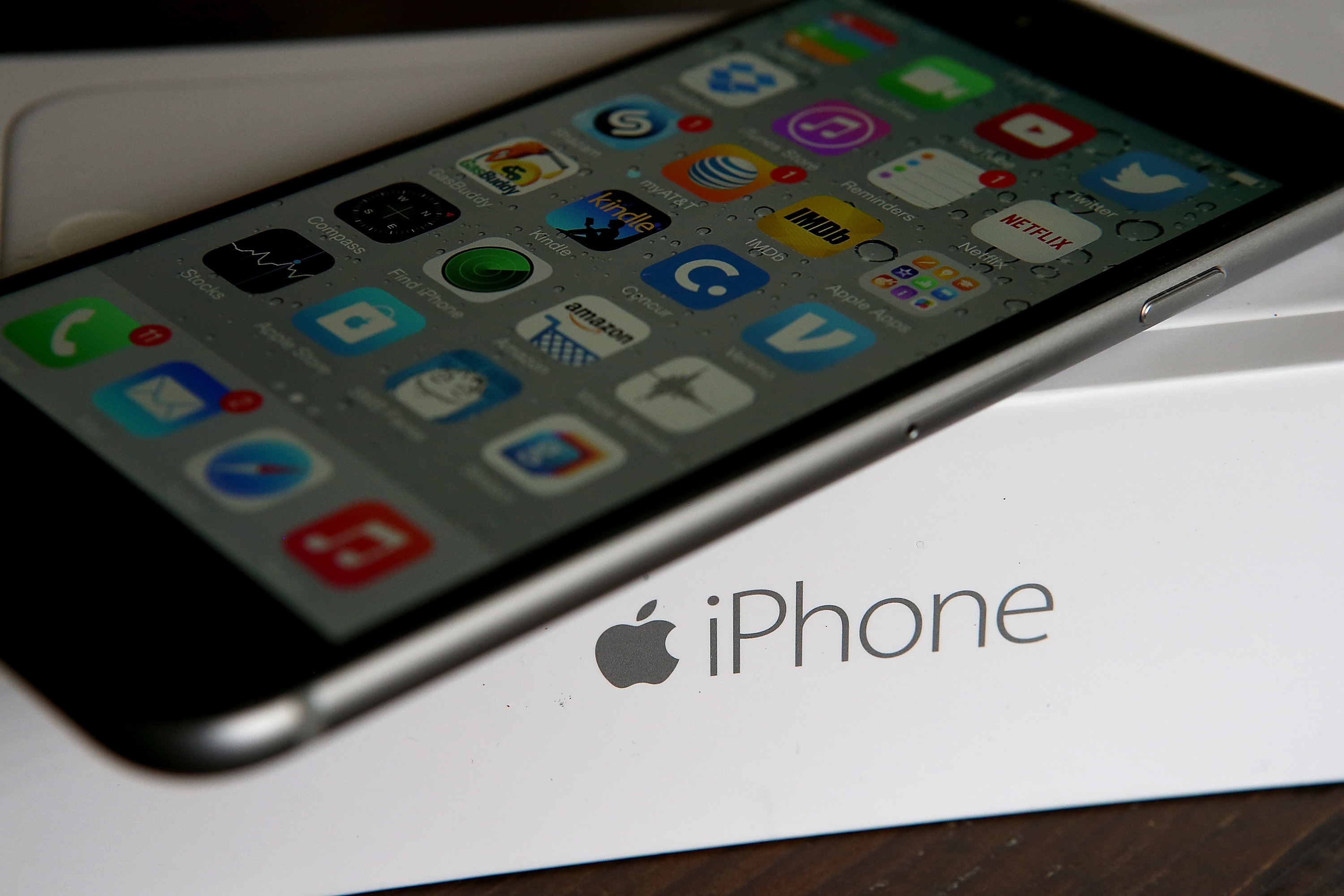 Apple Inc. reported huge first quarter earnings that were fueled by strong iPhone sales with revenue of $74.6 billion.