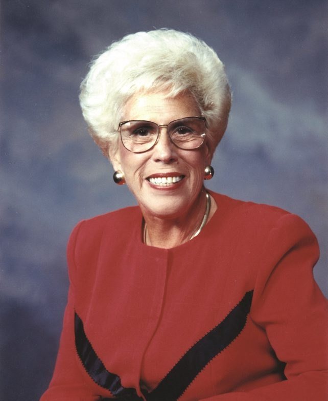 Eunice Farmer died Dec. 11.