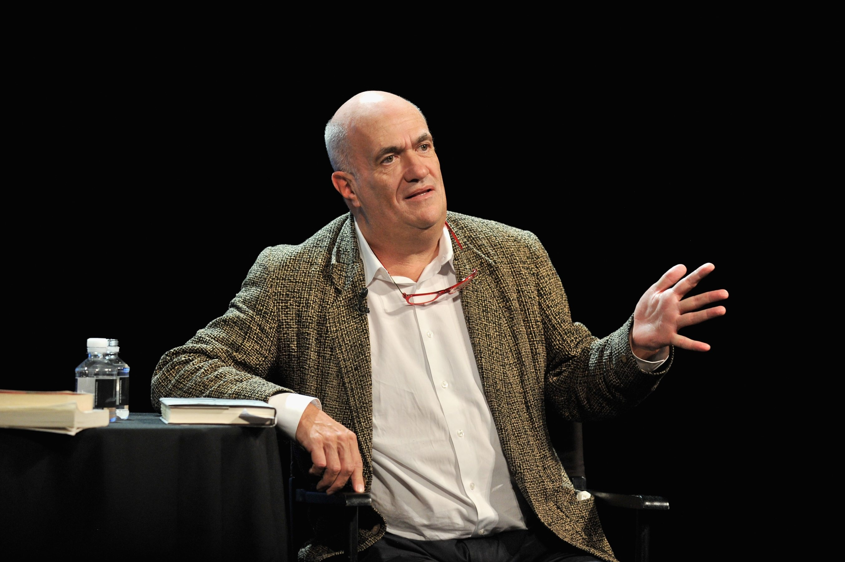 Colm Tóibín explores the turbulence that courses below the surface of life.