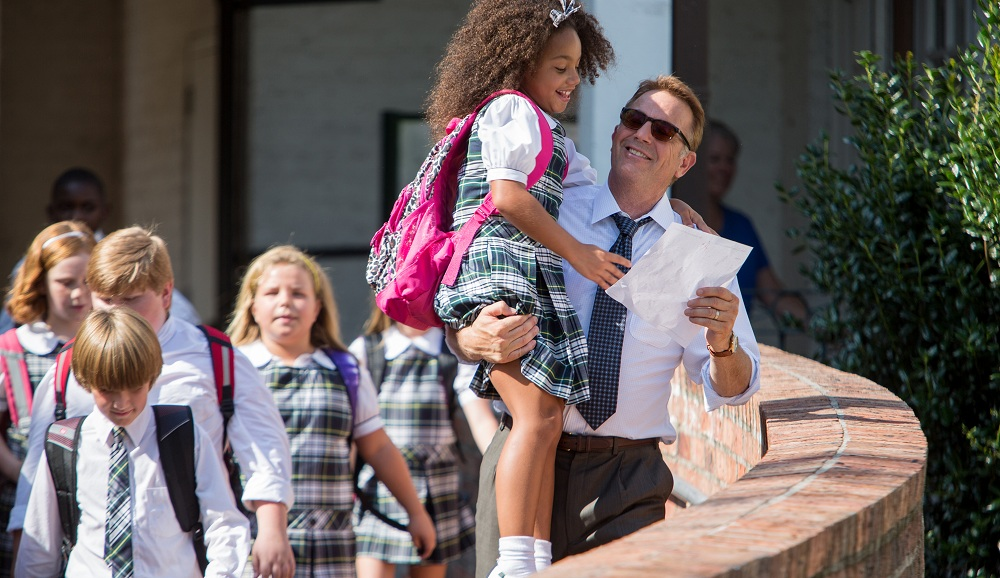"""Jillian Estell and Kevin Costner star in the touching """"Black or White."""""""