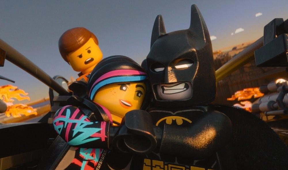 'The LEGO Movie' makes Schobert's list of top screenings of 2014.