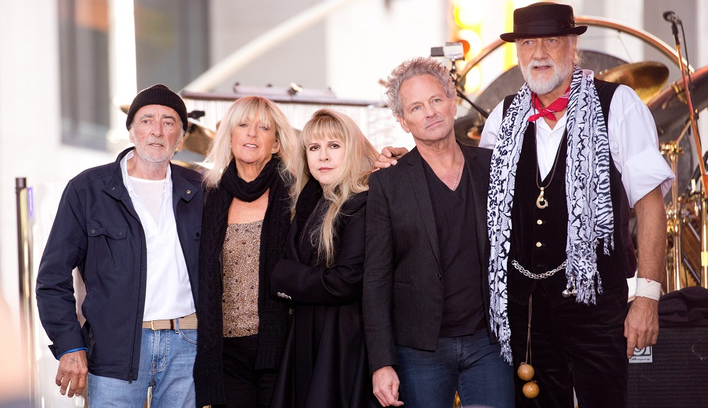 Fans keep coming back for more of Fleetwood Mac, featuring, from left, John McVie, Christine McVie, Stevie Nicks, Lindsey Buckingham and Mick Fleetwood. (Getty Images)