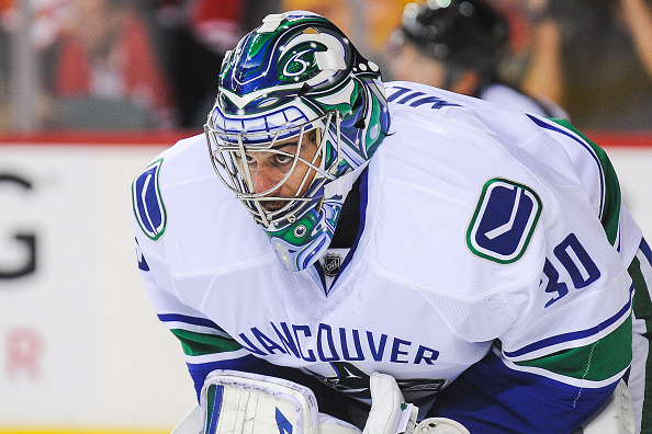 Ryan Miller will see his old team Friday night in Vancouver (Getty Images).