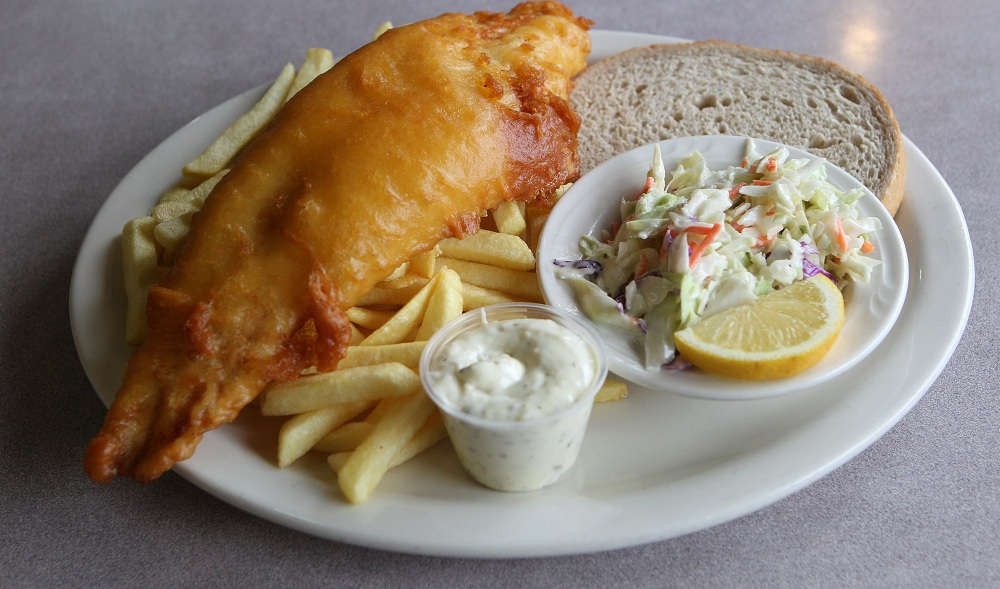 Enjoy a throwback article regarding fish fries. (Buffalo News file photo)