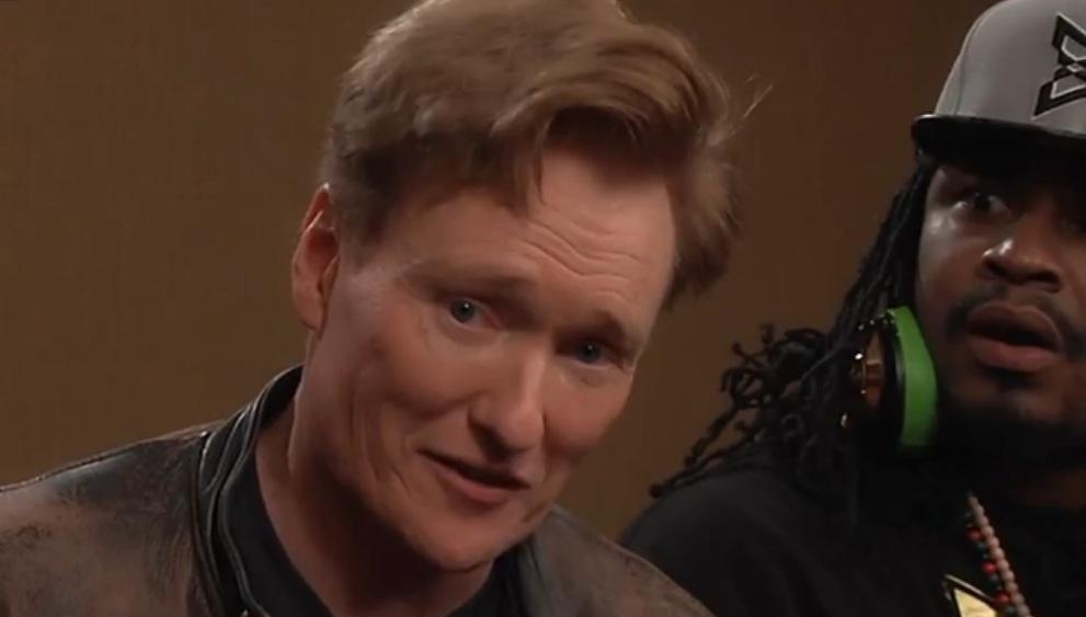 Marshawn Gronk Play Mortal Kombat X On Conan Video