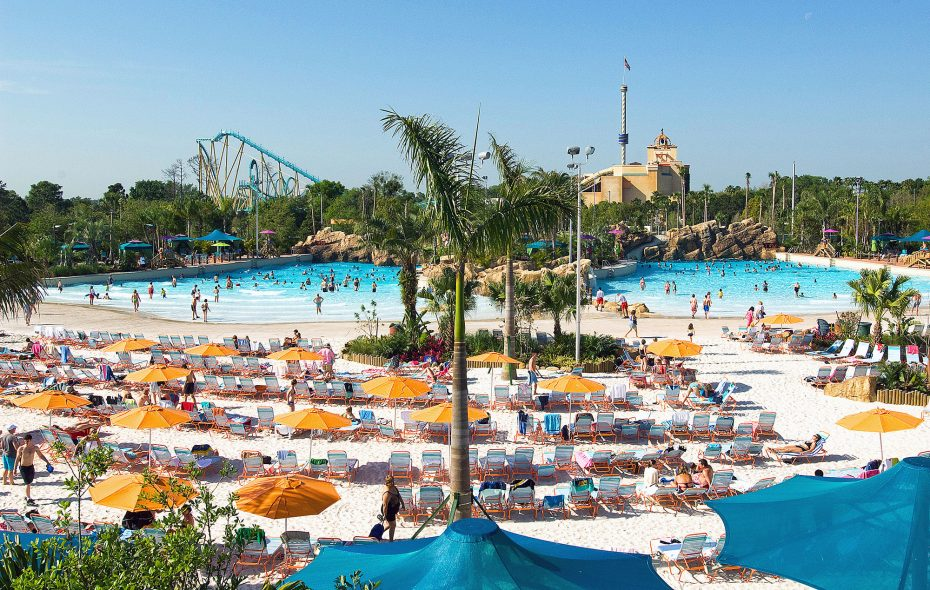 Aquatica, a standalone waterpark that's part of SeaWorld, is a more affordable Orlando option than many of the big theme parks.