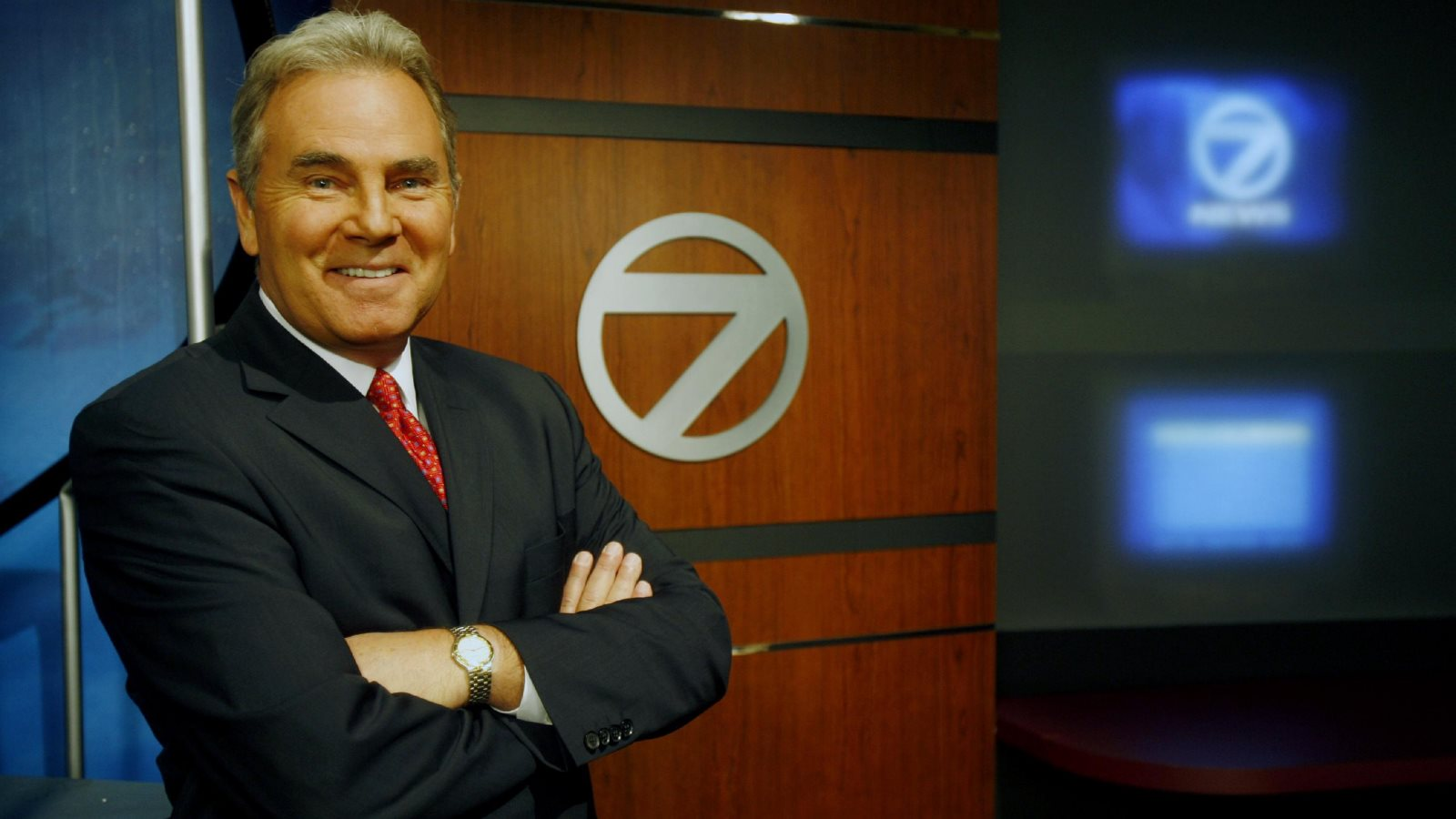 Keith Radford: Adds noon to anchor duties (Ch.7 photo)