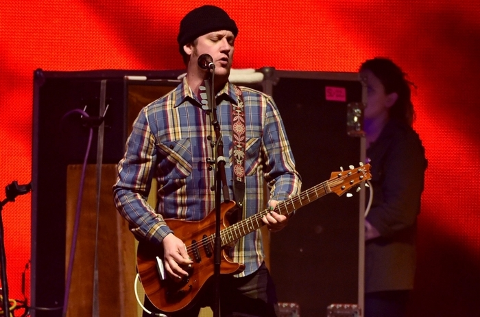 Singer Isaac Brock and Modest Mouse will be at Asbury Hall at Babeville on April 17. (Getty Images)