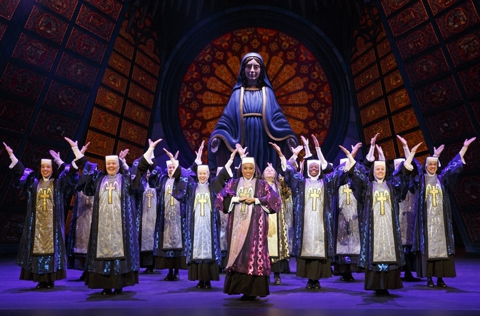 """The national tour of """"Sister Act"""" comes to the University at Buffalo's Center for the Arts on March 9."""