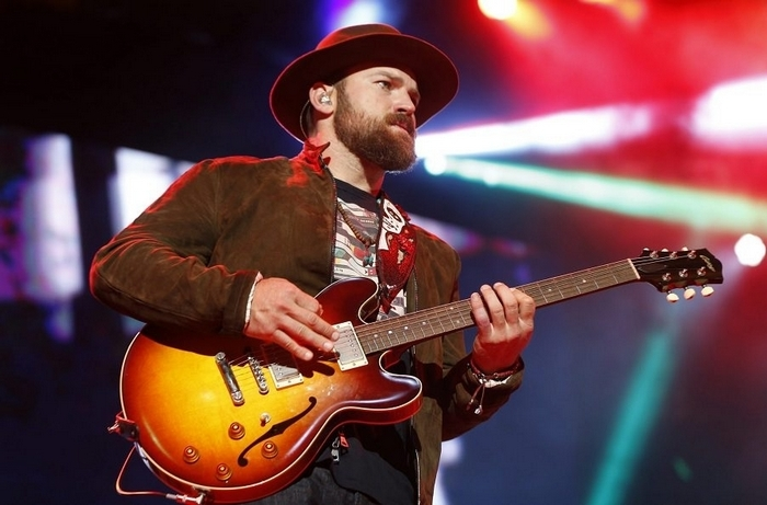 The Zac Brown Band will perform Aug. 6 at the Darien Lake Performing Arts Center. (Harry Scull Jr/News file photo)