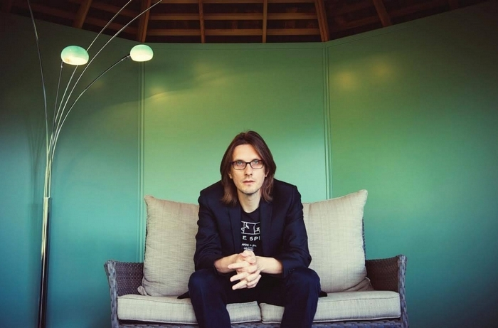 """Steven Wilson released """"Hand.Cannot.Erase"""" on Tuesday."""