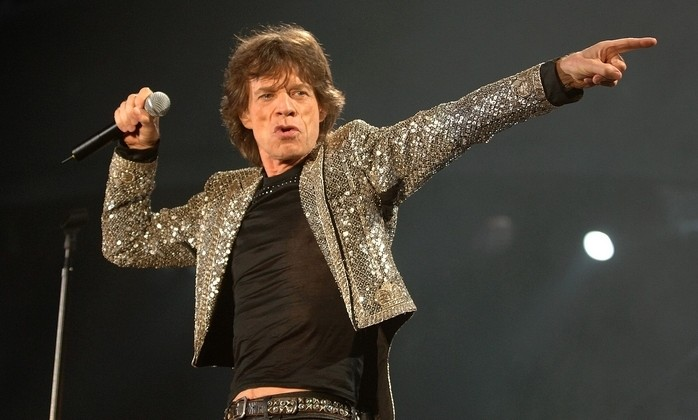 Expect Mick Jagger and The Rolling Stones to start at 9:15 p.m. Saturday. (Harry Scull Jr./Buffalo News file photo)