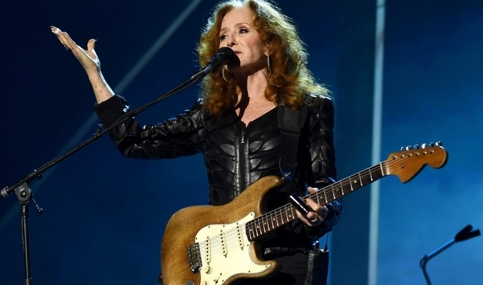 Bonnie Raitt will perform a sold-out show Aug. 2 in the University at Buffalo Center for the Arts. (Getty Images)