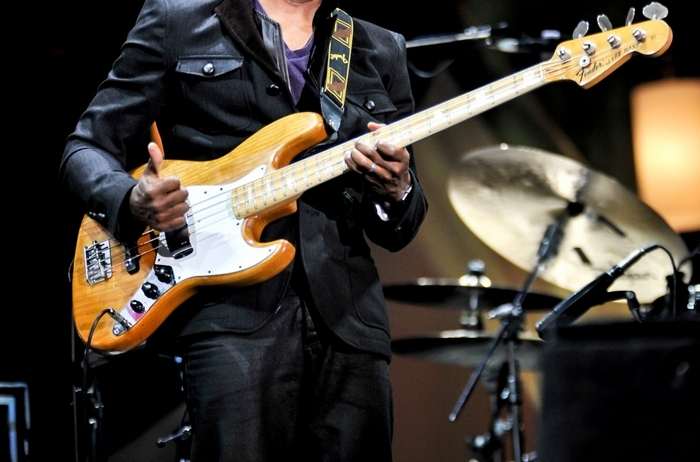 Marcus Miller is a jazz composer who brings elements of funk, neo-soul, R&B and progressive fusion to the party. (Getty Images)