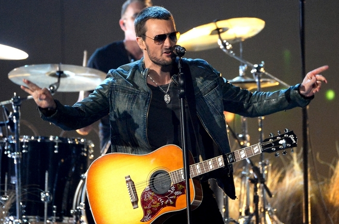 Singer/songwriter Eric Church will perform May 1 in the First Niagara Center. (Getty Images)