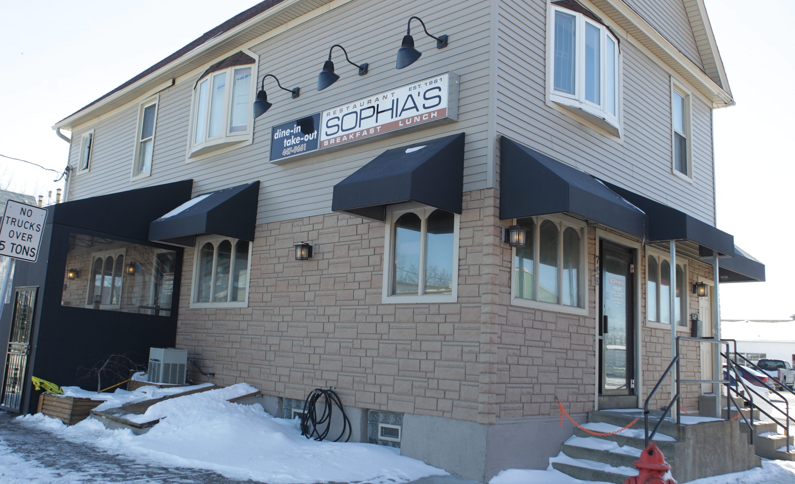 Breakfast destination Sophia's restaurant closes Sundays, for a good on