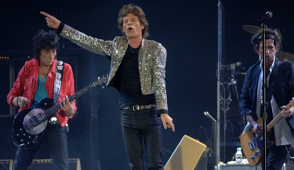 Outside of 'Sticky Fingers' tracks, what should The Stones play when they come to Western New York? (Harry Scull Jr./Buffalo News file photo)