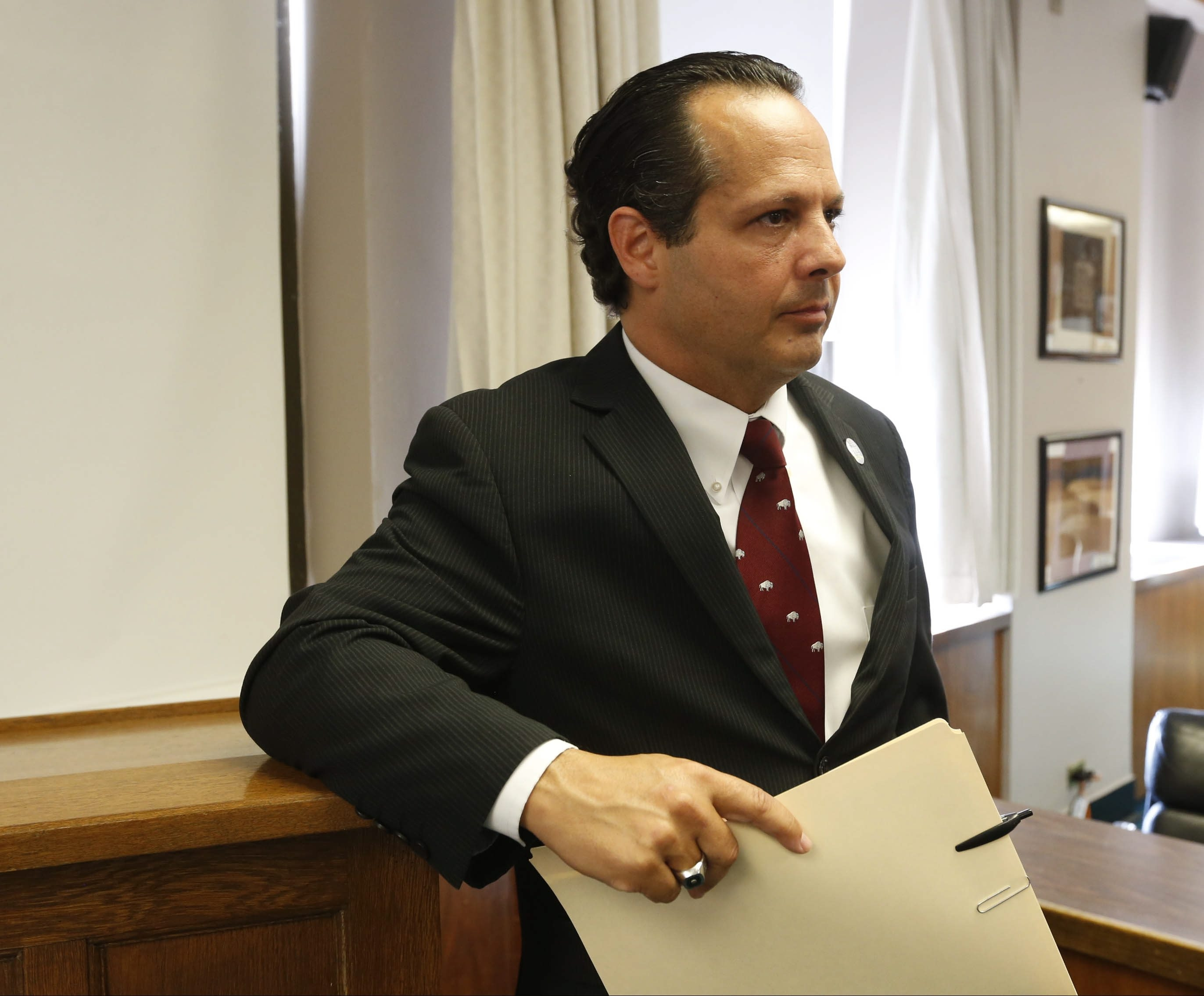 The Buffalo School Board must look beyond Will Keresztes, associate superintendent of student support service,and other internal candidates as it searches for a new superintendent. (Robert Kirkham/Buffalo News file photo)