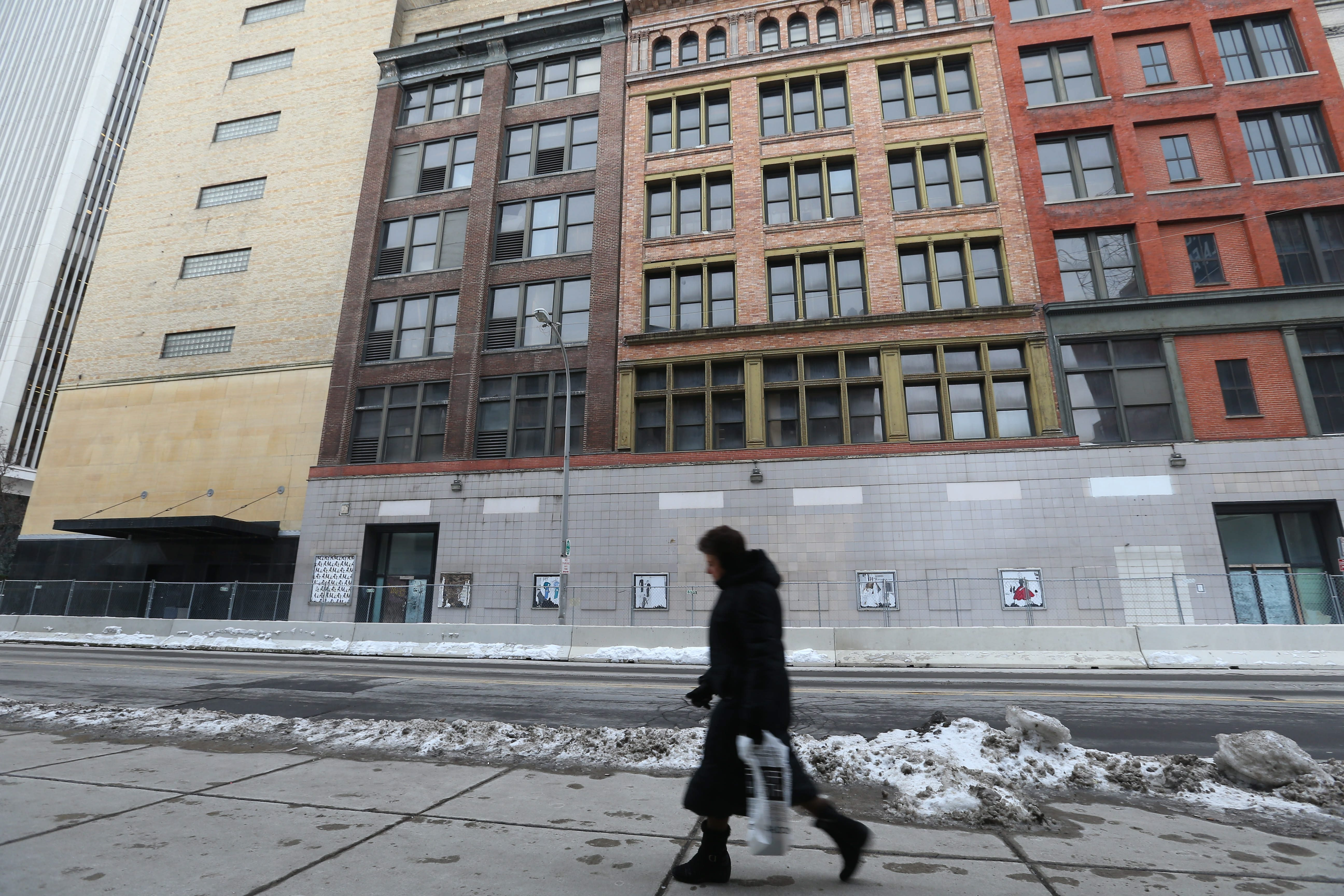 Former AM&A's department store site in downtown Buffalo is focus of ambitious plans by the new out-of-town ownership group.