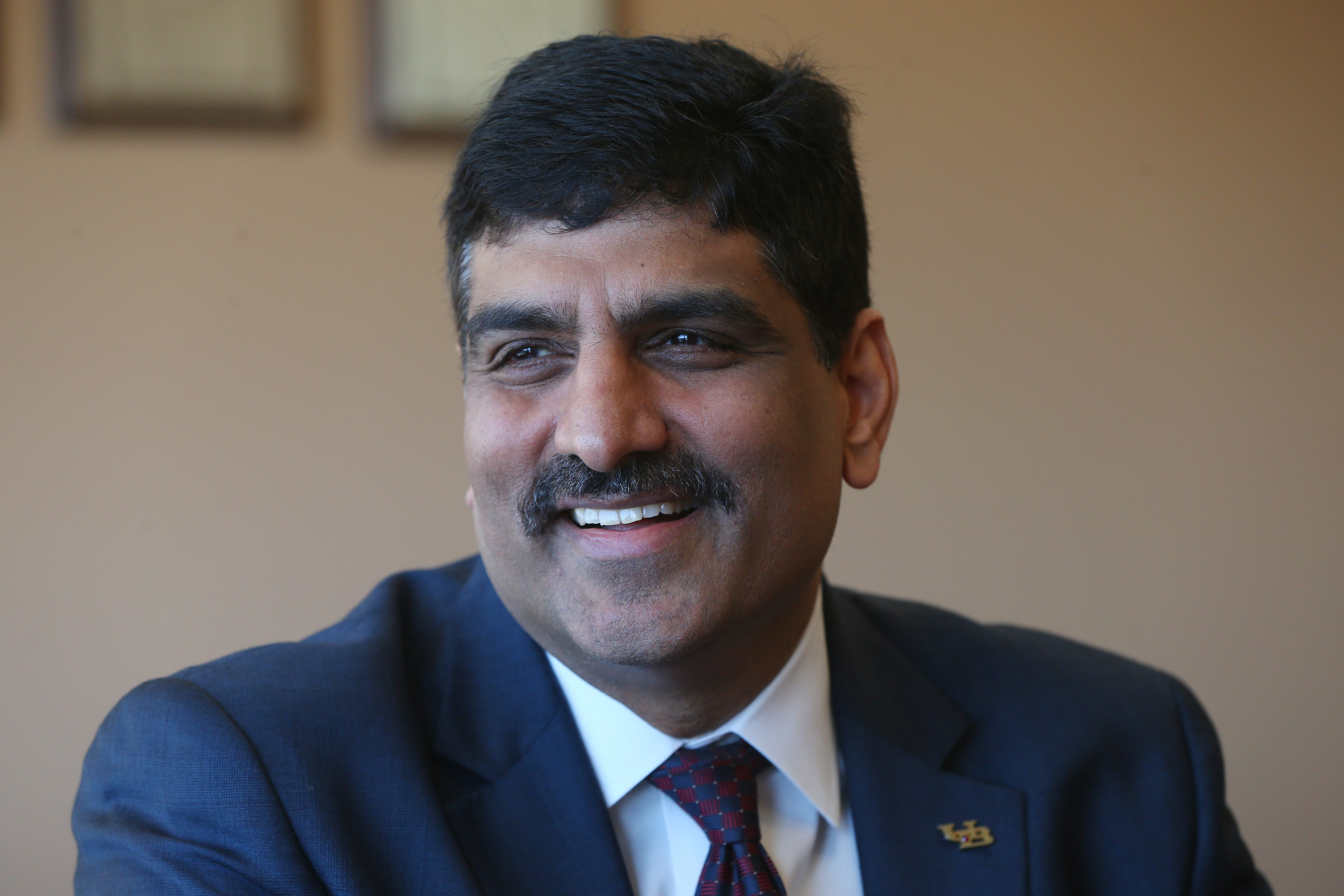 Venu Govindaraju, UB's interim vice president for research, says the region has made a smart bet on medical research.
