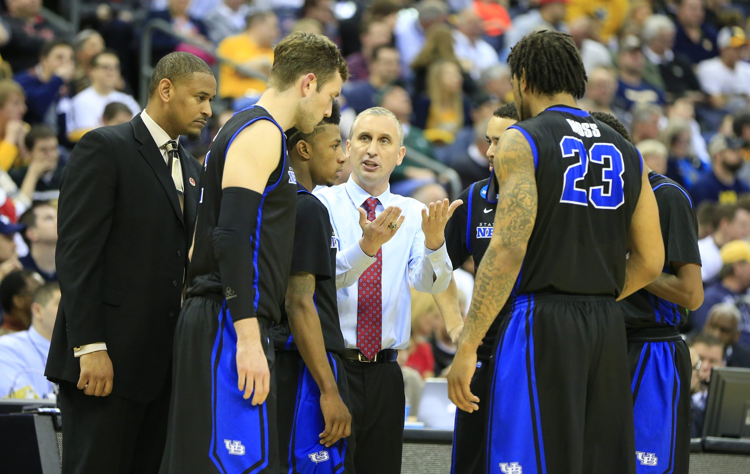 UB coach Bobby Hurley has good reasons to be optimistic about next season.