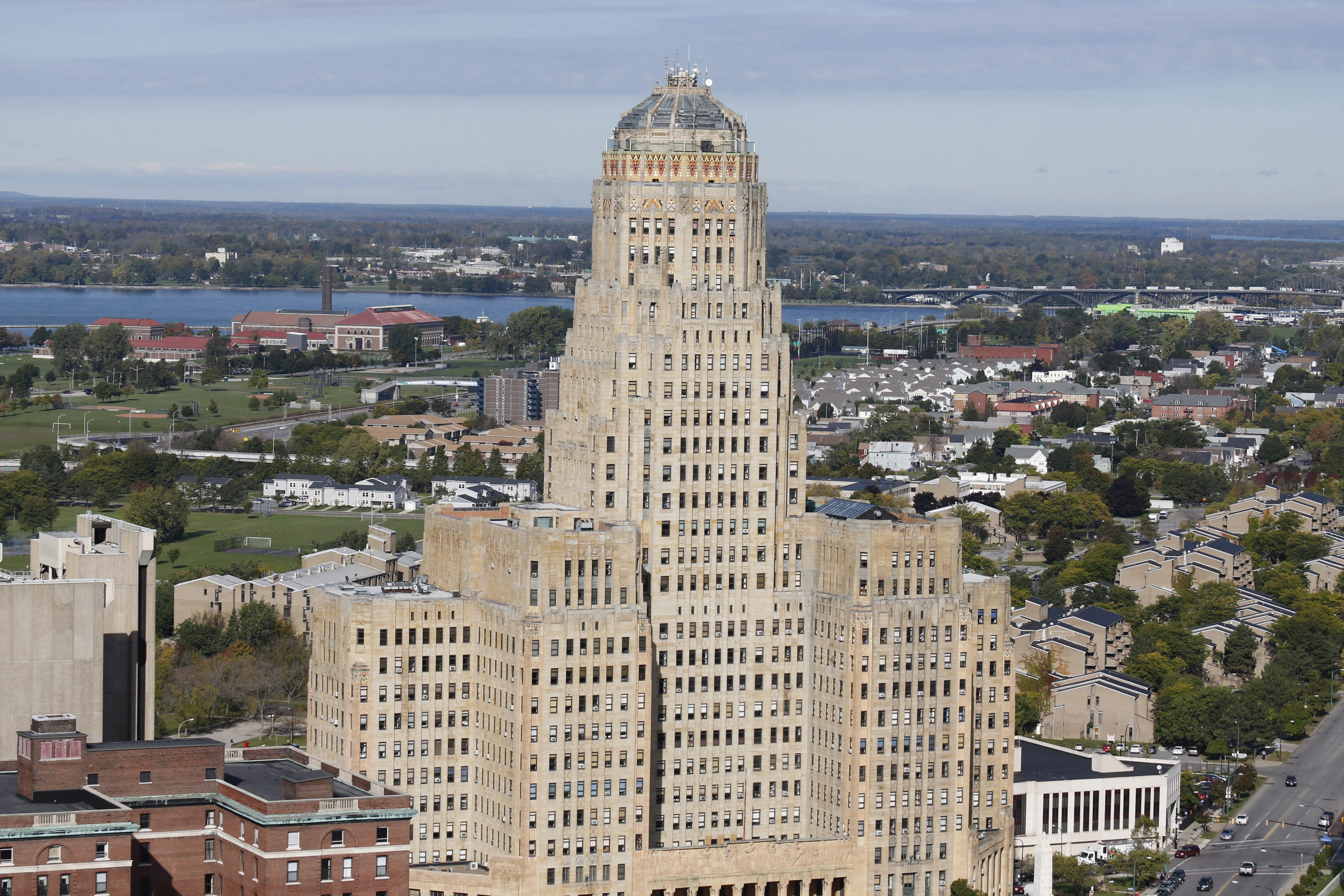 Political appointees in City Hall should have to earn raises, not get them because union members did. (Derek Gee/Buffalo News file photo)