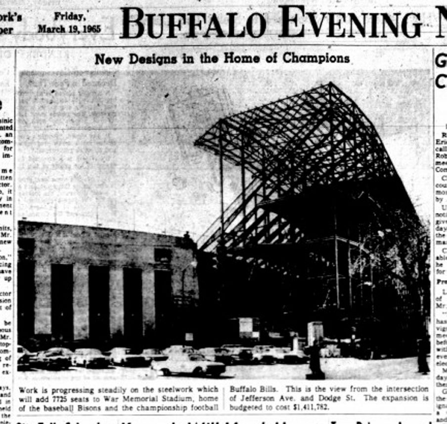 March 19, 1965: Upgrading the Rockpile