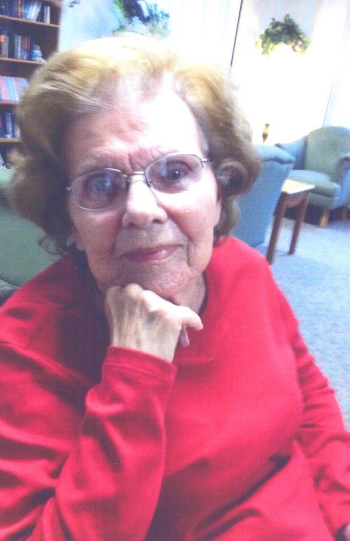 Doris M. Sheard obit