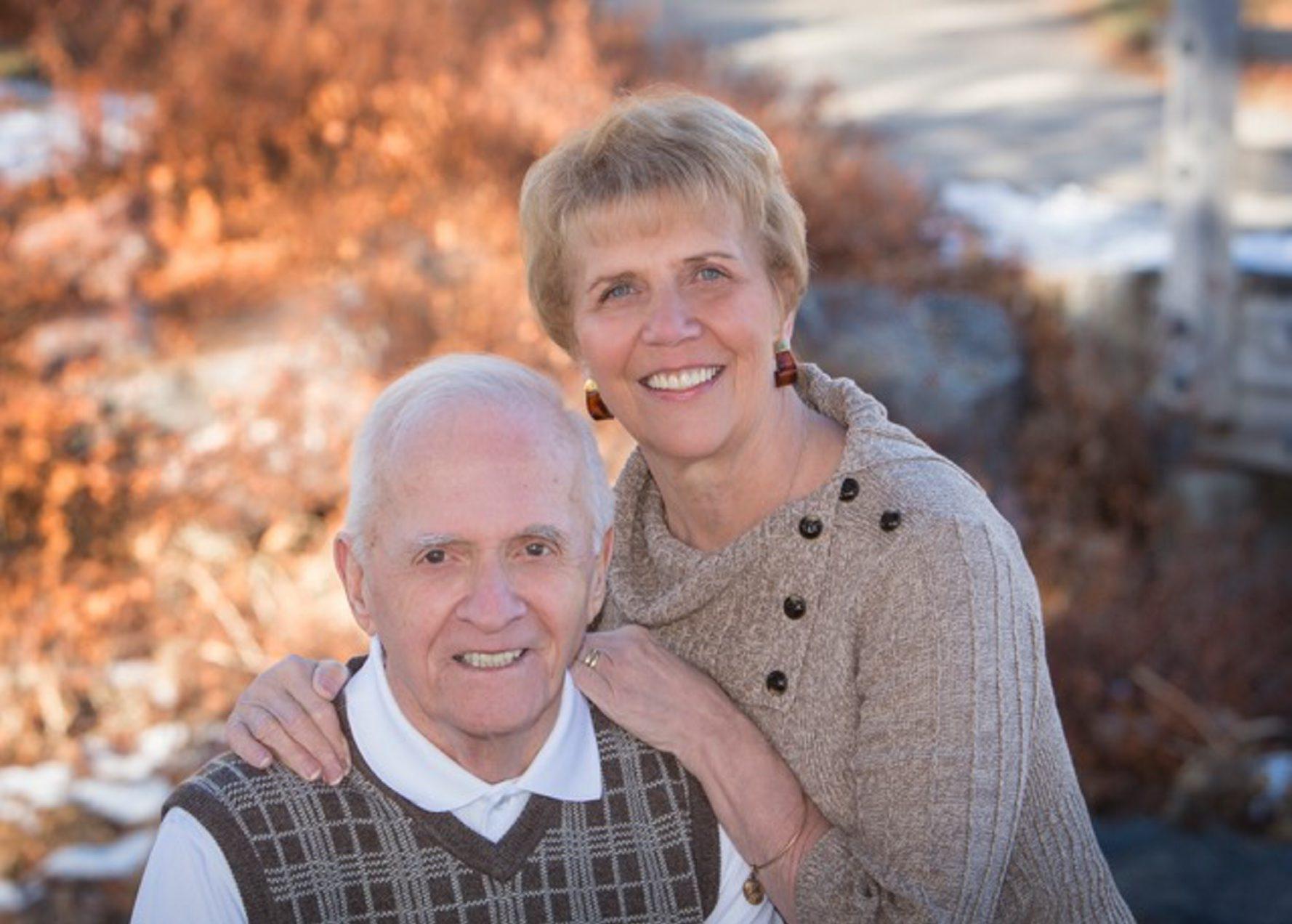 Richard and Barbara Eckerman celebrate 50th wedding anniversary