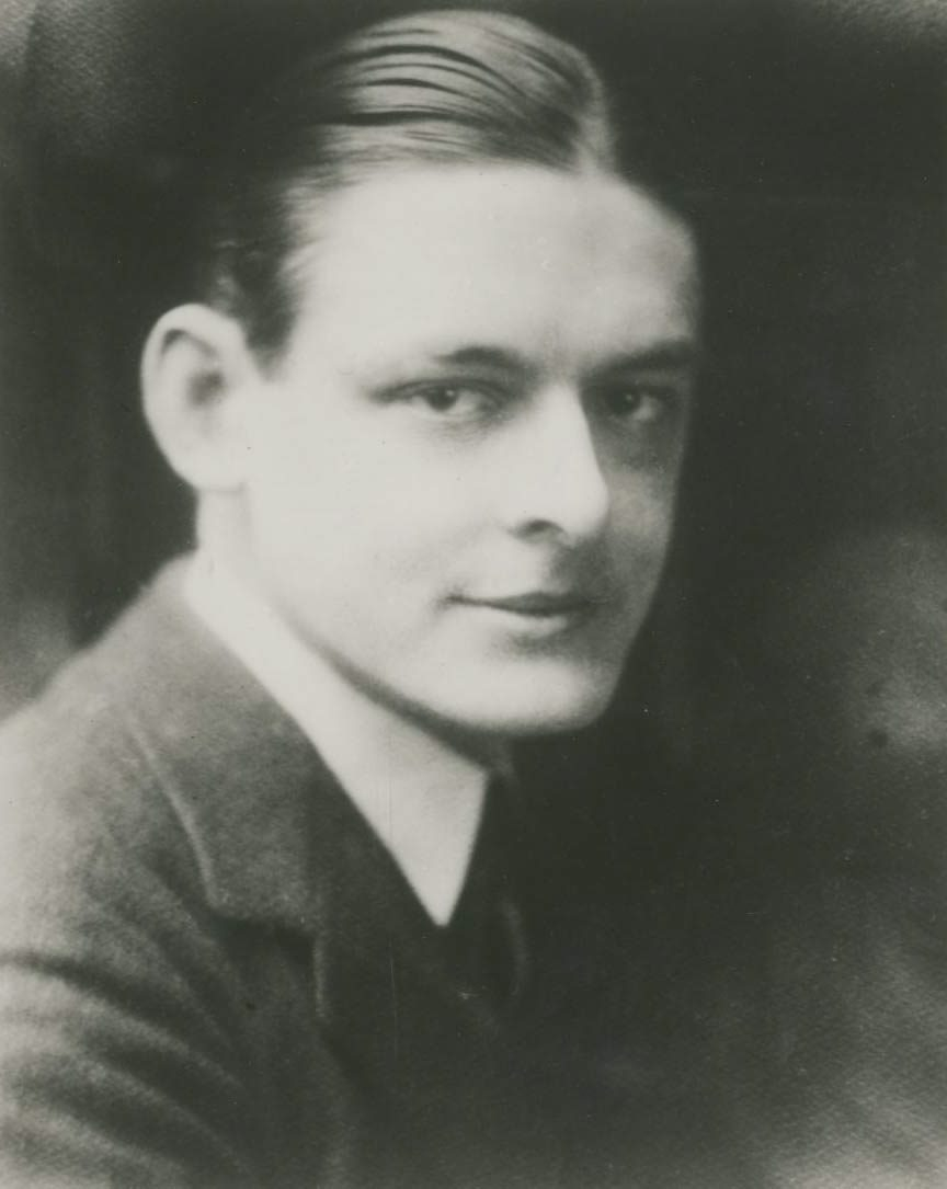 T.S. Eliot's muse had more to do with illness than inspiration.