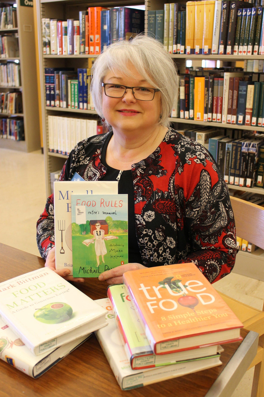 For Refresh Outreach librarian Renee Masters has organized a free Women's Health Fair.