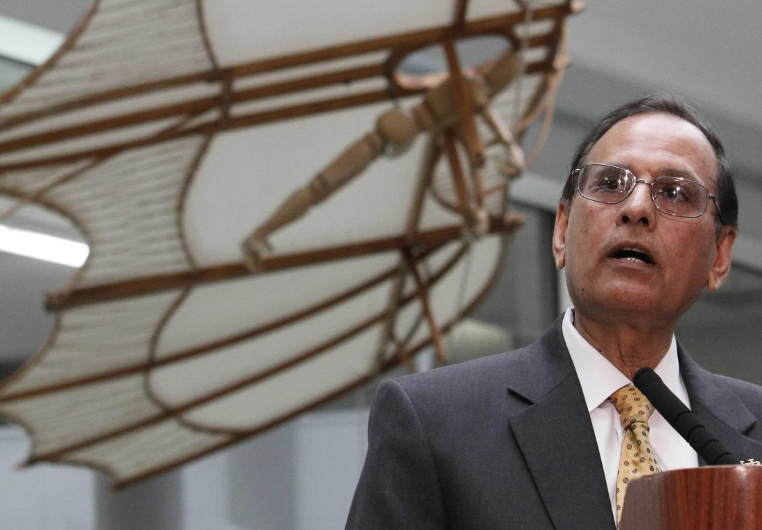 UB President Satish Tripathi says Education Department should speed up review process.