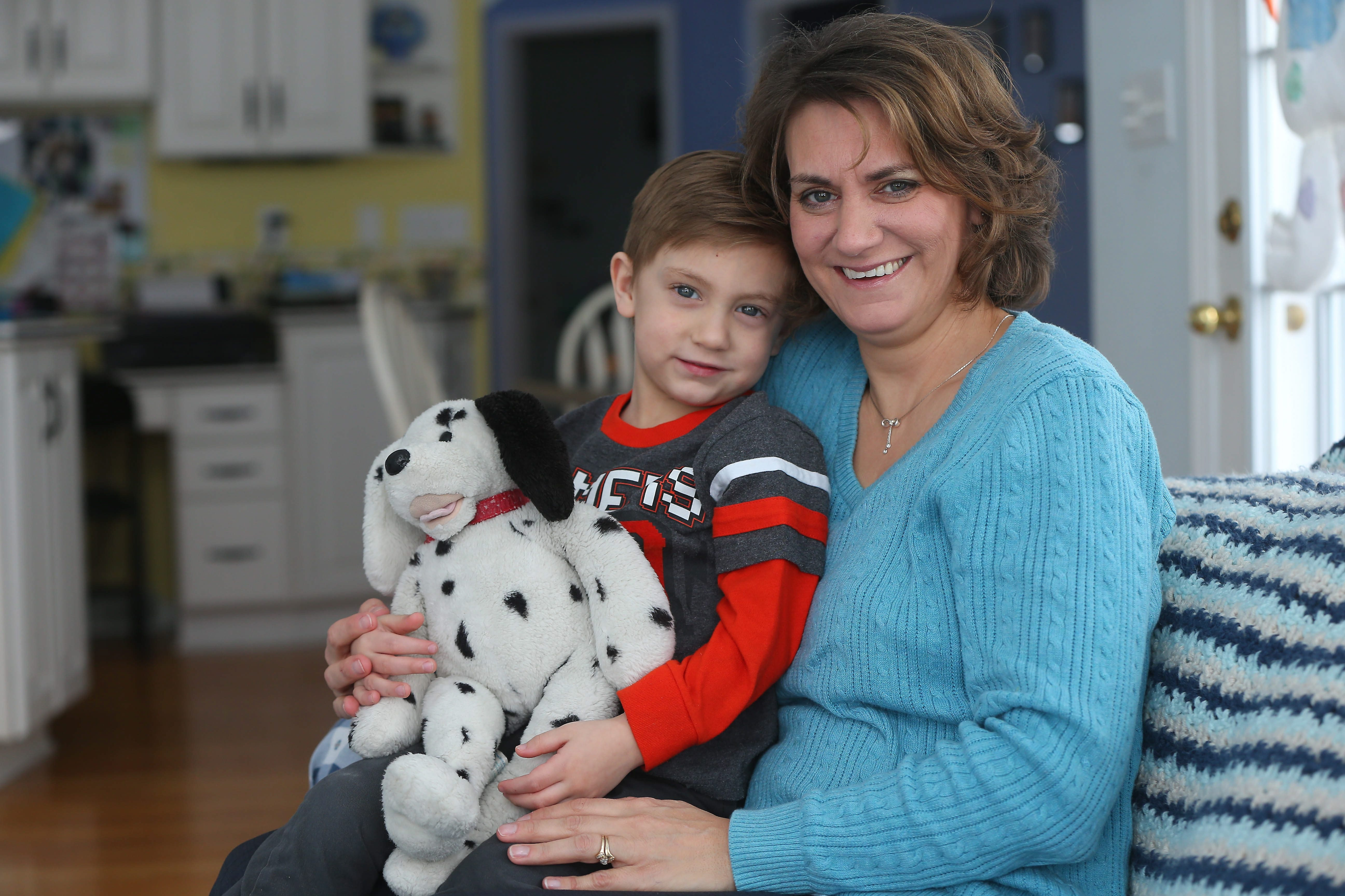 Bedtime stories become children's book for Pendleton mother