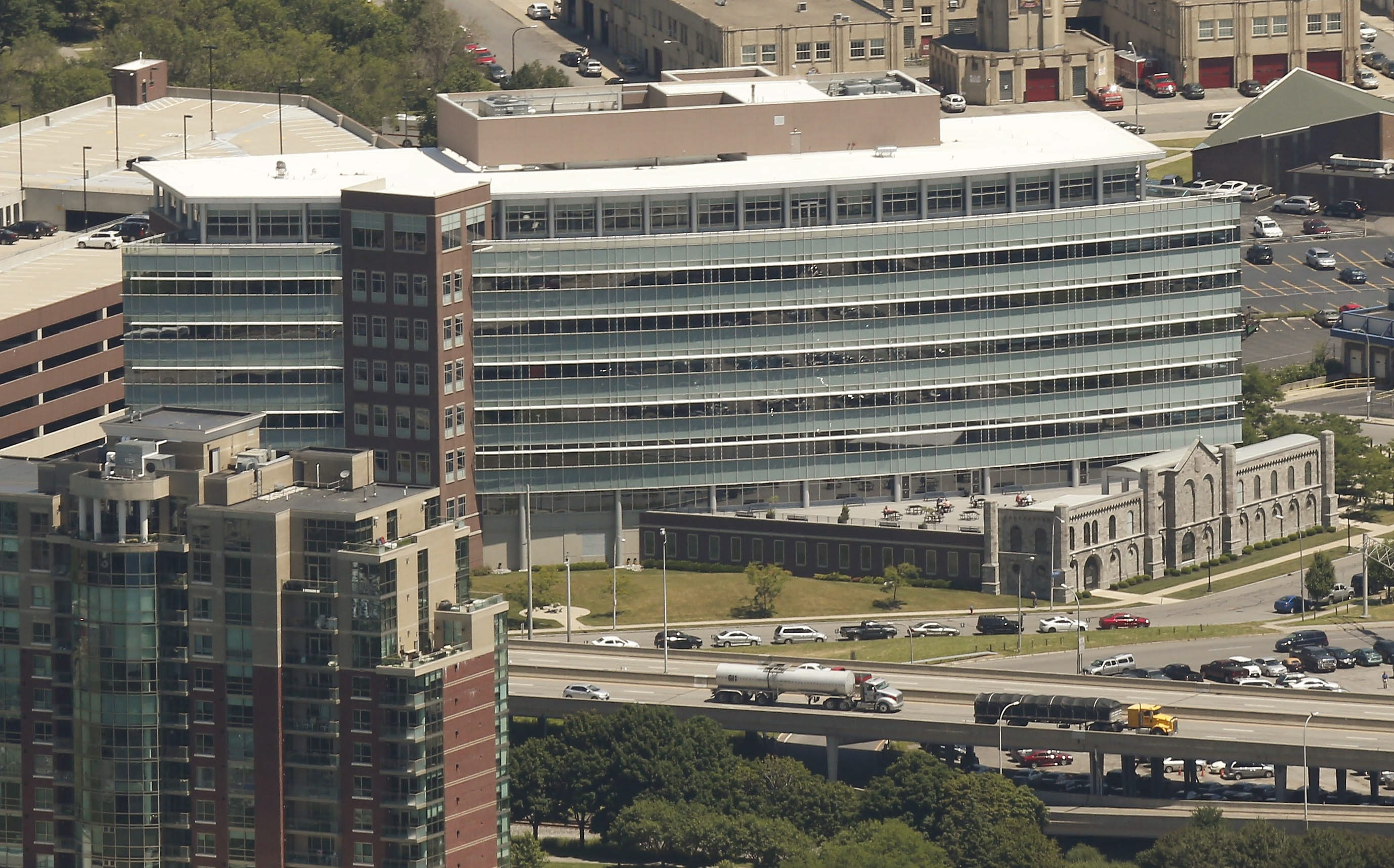 BlueCross BlueShield of Western New York, whose headquarters are in downtown Buffalo, saw its parent company, HealthNow New York, report a $69.4 million operating loss for 2014. Excellus, parent of Univera Healthcare, reported a $55.3 million loss.