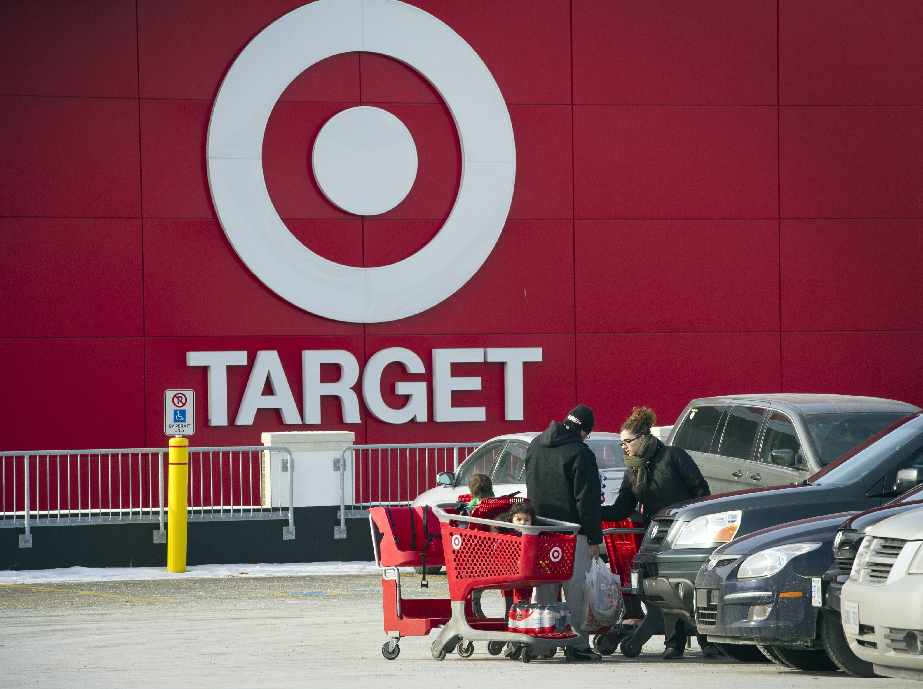 Target plans to cut thousands of jobs and focus on its stores in an attempt to right its balance sheet. (Bloomberg photo)