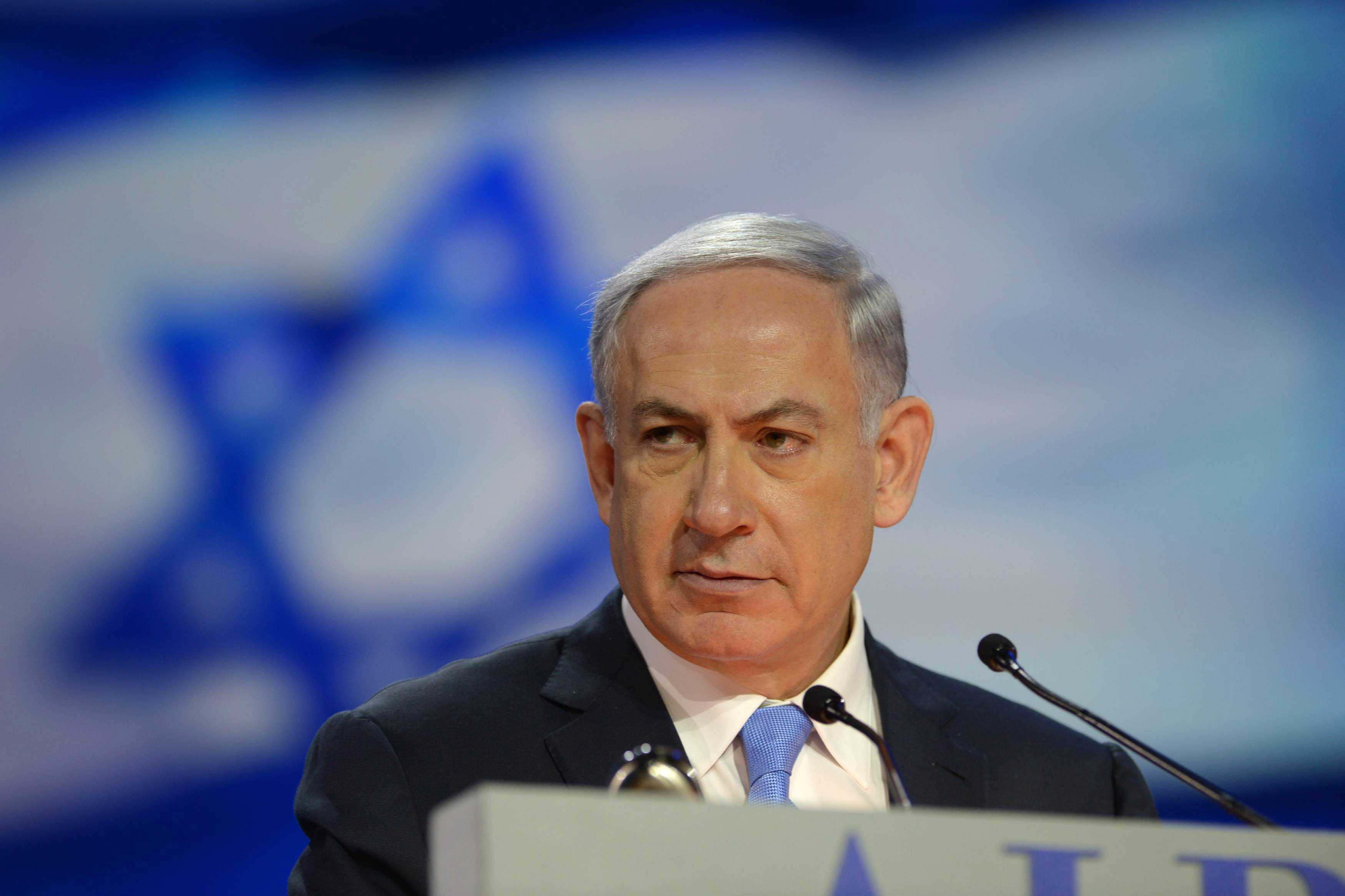 """Israeli Prime Minister Benjamin Netanyahu says his purpose in speaking to Congress is not to """"inject Israel into the American partisan debate,"""" yet that is just what has happened."""