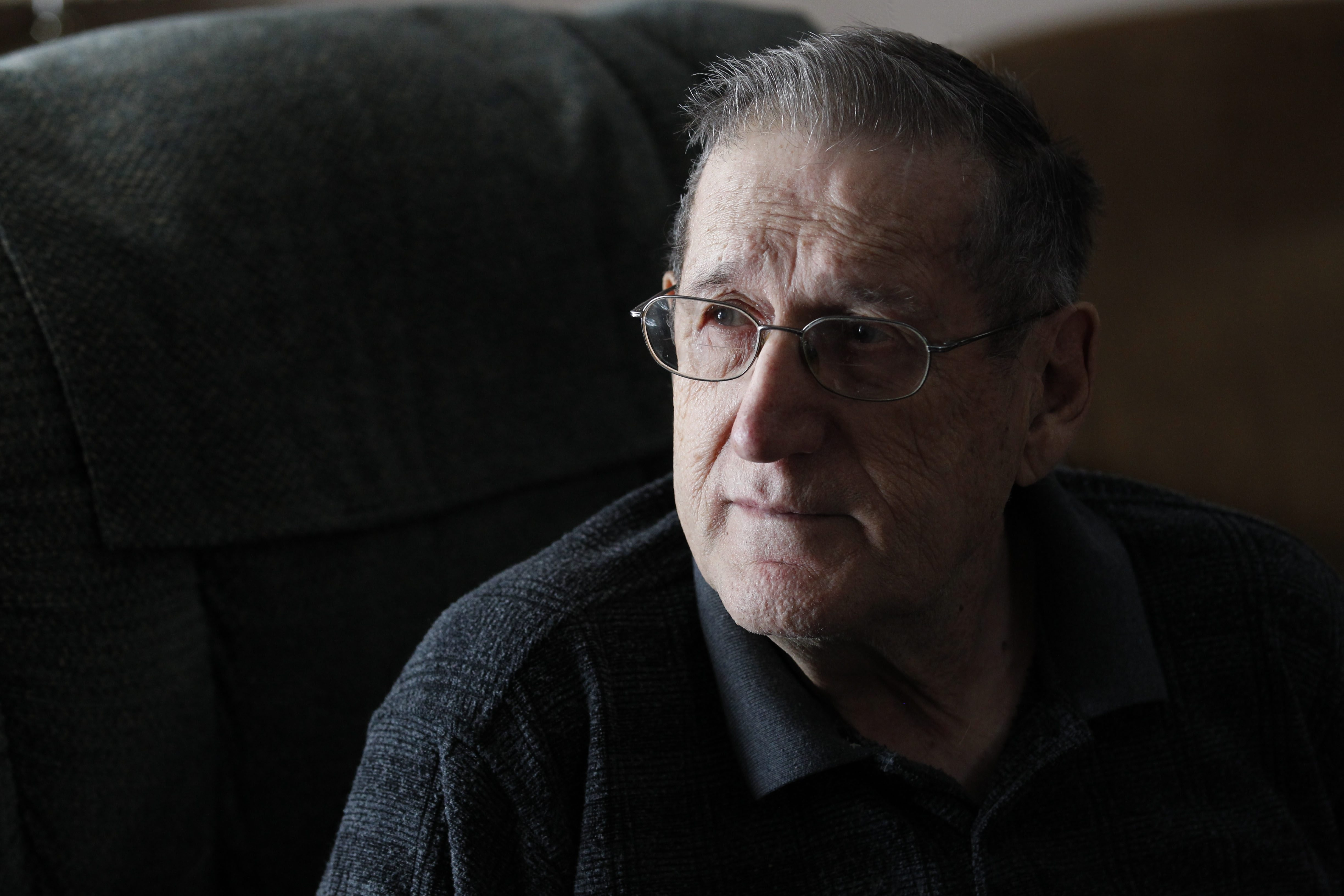 Robert C. Enser was able to unseal his war memories after a visit five years ago from a brother-in-law who had served in Vietnam.