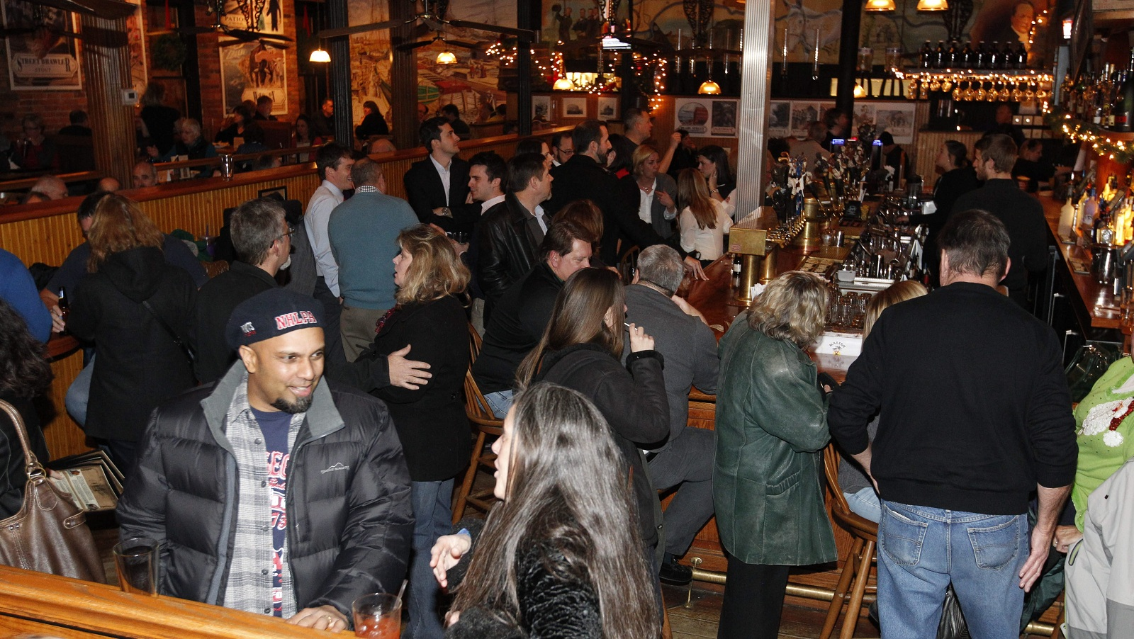 Pearl Street Grill and Brewery. (Sharon Cantillon/Buffalo News file photo)