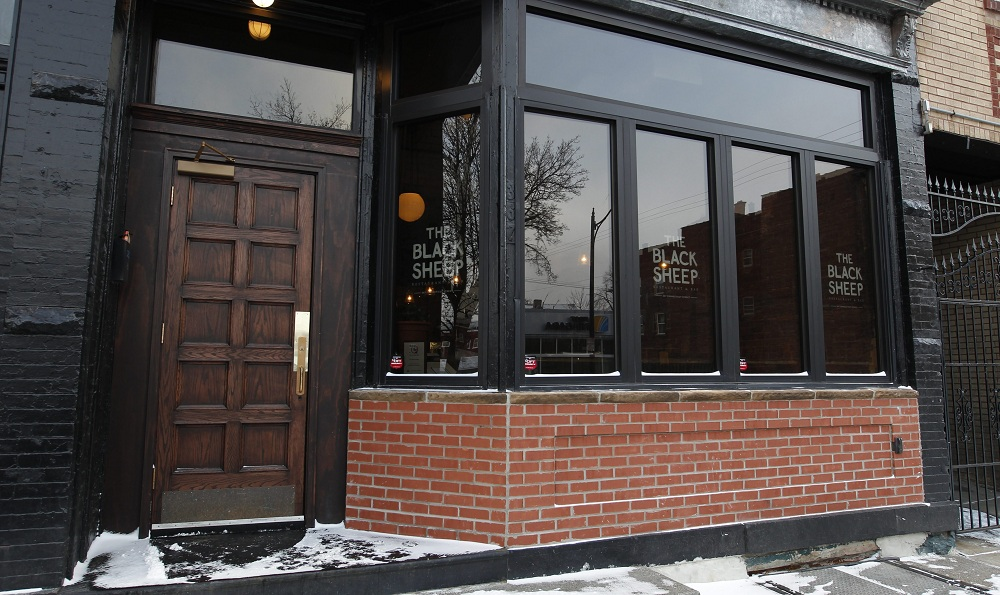 The Black Sheep has announced brunch service will start on March 29. (Sharon Cantillon/Buffalo News file photo)