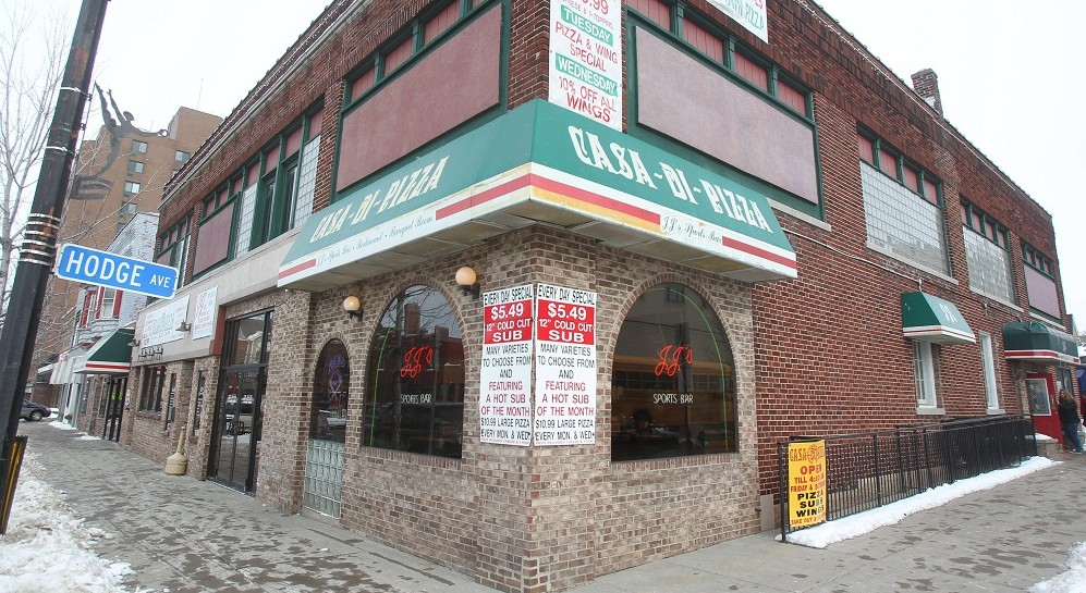 Elmwood Avenue pizzeria has closed after 62 years. (Mark Mulville/Buffalo News file photo)