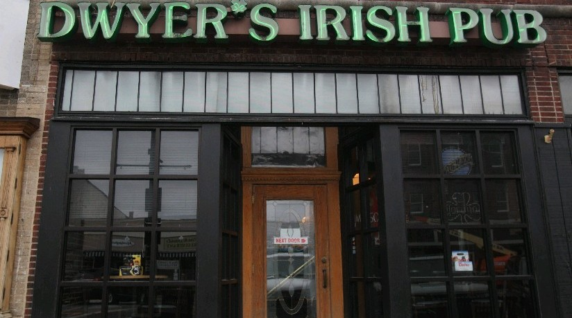 Dwyer's Irish Pub is this week's featured happy hour spot.