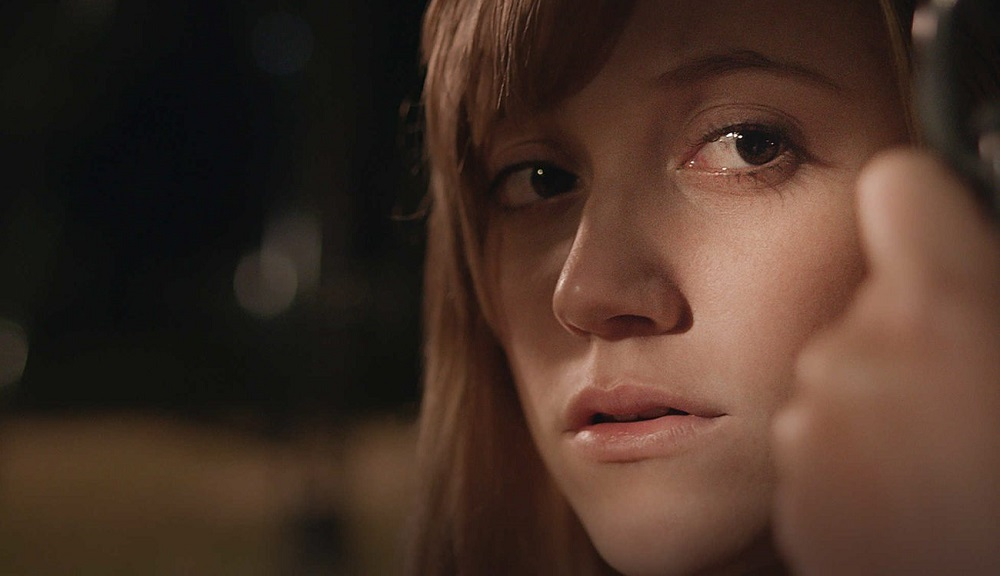 Maika Monroe stars as Jay in 'It Follows.'