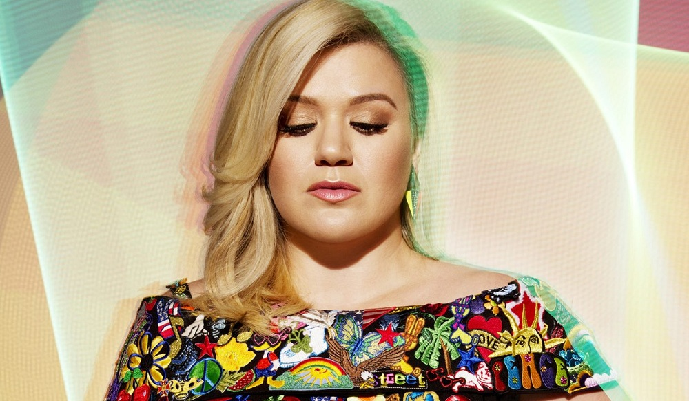 "Kelly Clarkson has released a new album, ""Piece By Piece."""