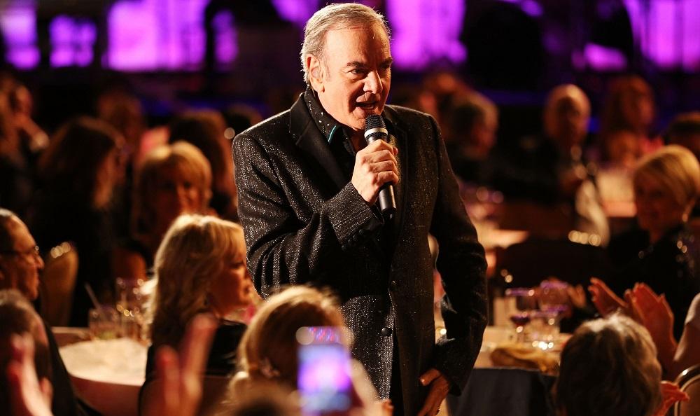 Neil Diamond will perform Tuesday in the First Niagara Center. (Getty Images)