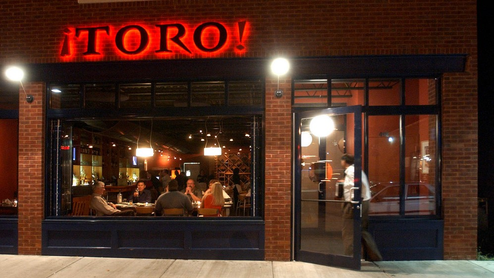 Richard Hamilton plans to open Central American tapas place in May at Toro, seen here in 2003. (Derek Gee/Buffalo News file photo)