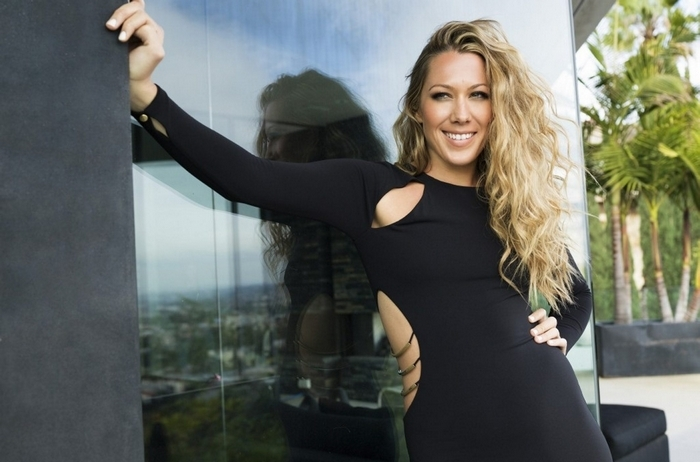 Colbie Caillat, above, and Christina Perri co-headline a show at Artpark.