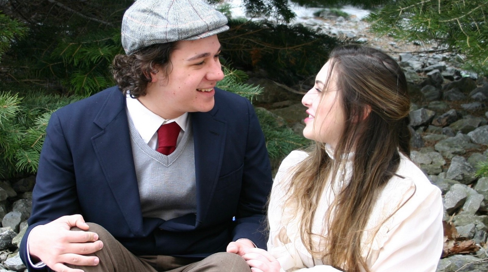 "Leah Berst and Will Hin star in ""Spring Awakening,"" opening Thursday in the Drama Theatre in the University at Buffalo Center for the Arts."
